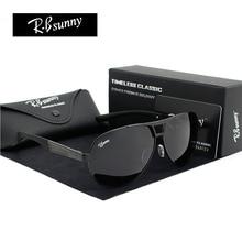 Fashion Brands polarized sunglasses Men Business Classic high quality sunglasses block Driving glare UV400 goggle R.Bsunny R1611