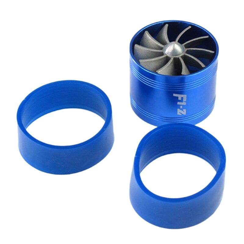 F1-Z universel simple face Turbine moteur d'admission turbocompresseur d'admission carburant accélérateur accessoires de puissance