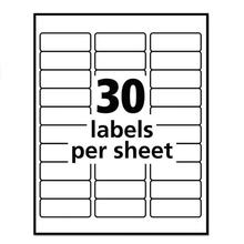 24-up address labels 66mm x 33.9mm on A4 50 sheets  Self- Adhesive Printing Labels for laser/inkjet printer