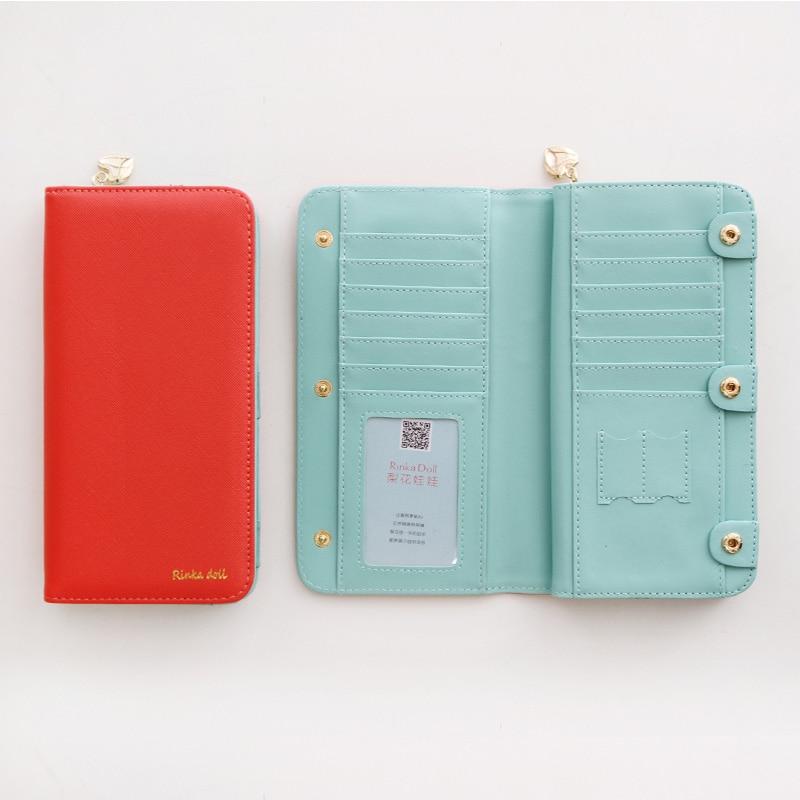 sete tipos versão multifuncional carteira Item Width : 2.7cm