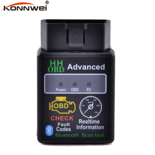 Best Offers Car OBDii Android Torque Bluetooth ELM 327 Interface OBD2 / OBD II Auto Car Diagnostic Scanner Auto diagnosis Tool