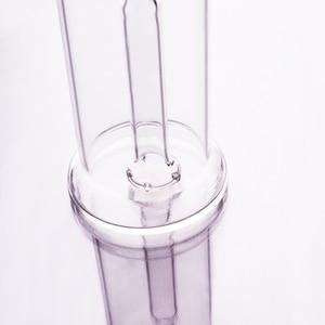 Image 2 - Monteggia gaz yıkama şişesi, kapasite 100ml, laboratuvar cam gaz yıkama şişesi muencks, nargile nargile