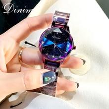 Dimini Fashion Luxury Women Watches Lady Watch Gold Quartz W