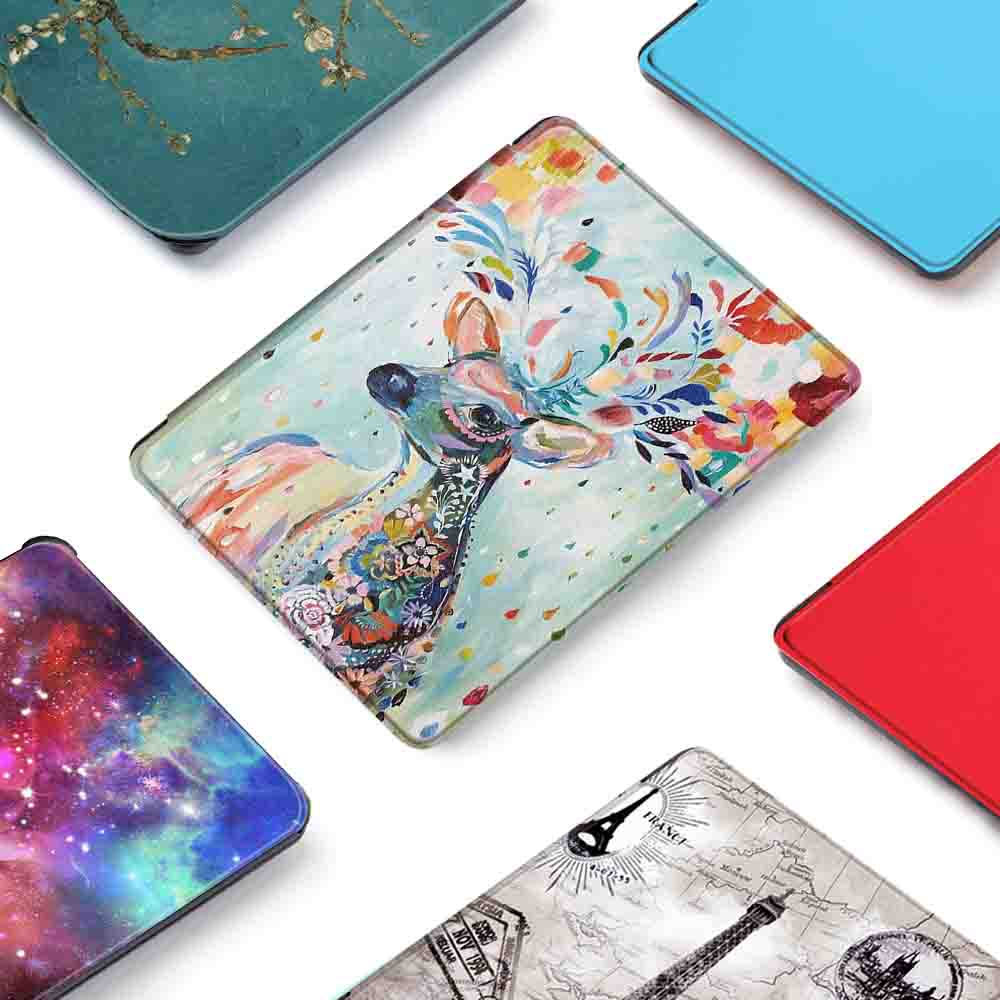 Magnetic Smart Cover Case For Amazon Kindle Paperwhite 4 Case For Kindle Paperwhite Case