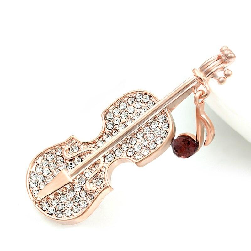 Прямая Продажа с фабрики Высокое качество. Скрипка брошь красивый дизайн, отличный подарок.