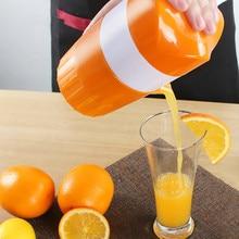 High Quality Manual Citrus Juicer For Orange Lemon Fruit Squeezer 100% Original Juice Child Healthy Life Potable Juicer Machine portable manual lemon juicer orange citrus squeezer for fruit squeezer original juice 300ml home healthy life juicer