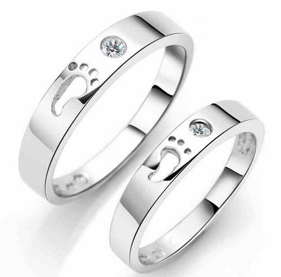Popular Promise Rings Set Couples-Buy Cheap Promise Rings Set ...