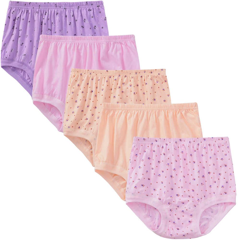 Damen Höschen Unterwäsche Unterhosen Höschen Hochhaus Slips Unterwäsche