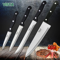Кухонные ножи из нержавеющей стали 3,5 '5'8' 3CR13 многофункциональный японский стиль Фруктовый нож для очистки костей мясо кухонный мясницкий н...