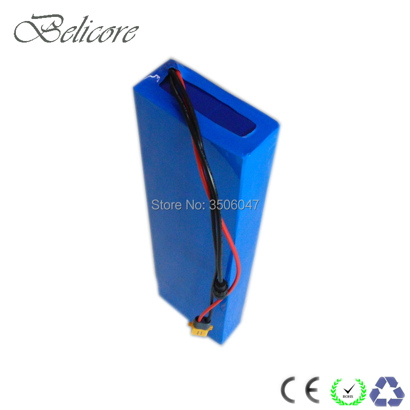 Offer Chance of  Free shipping lithium ion battery pack 36v 10.4ah use korea brand cells with charger for 36 volt 25