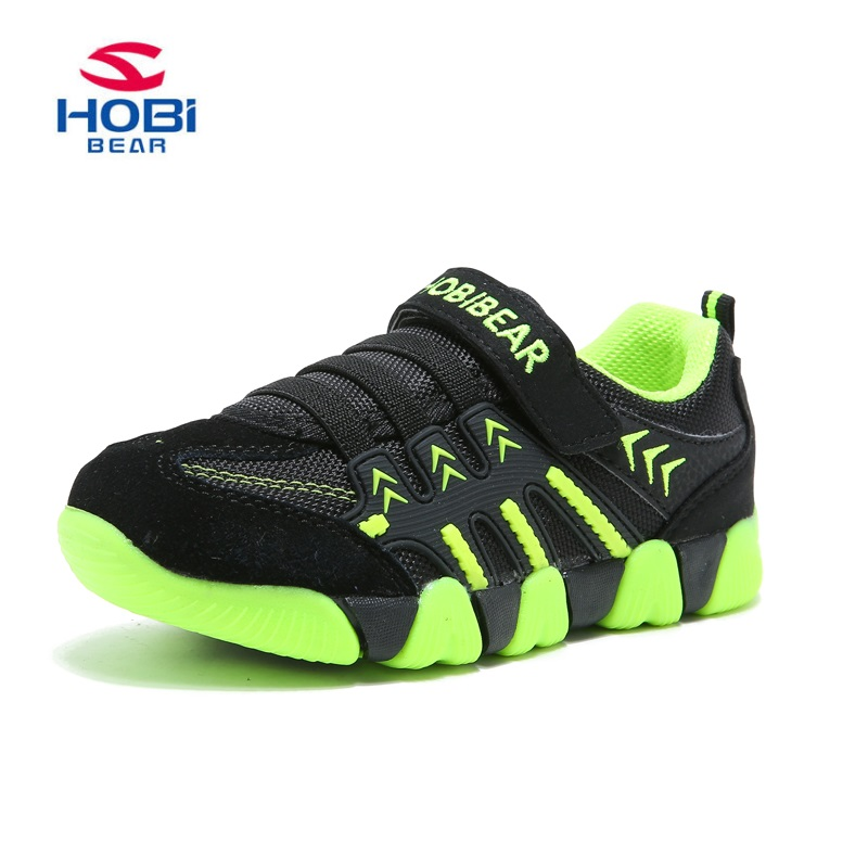 HOBIBEAR casual sneaker children shoes boys girls  spring summer autumn winter outdoor sport shoes hoop loop  closure AS3367  new children s shoes in the spring of autumn boy girls running shoes casual shoes eur 31 37 yxx