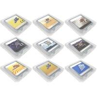 Video Game Cartridges DS 3DS Console Game Card Kirb Yu-Gi-Ooh! Series EU/US Version