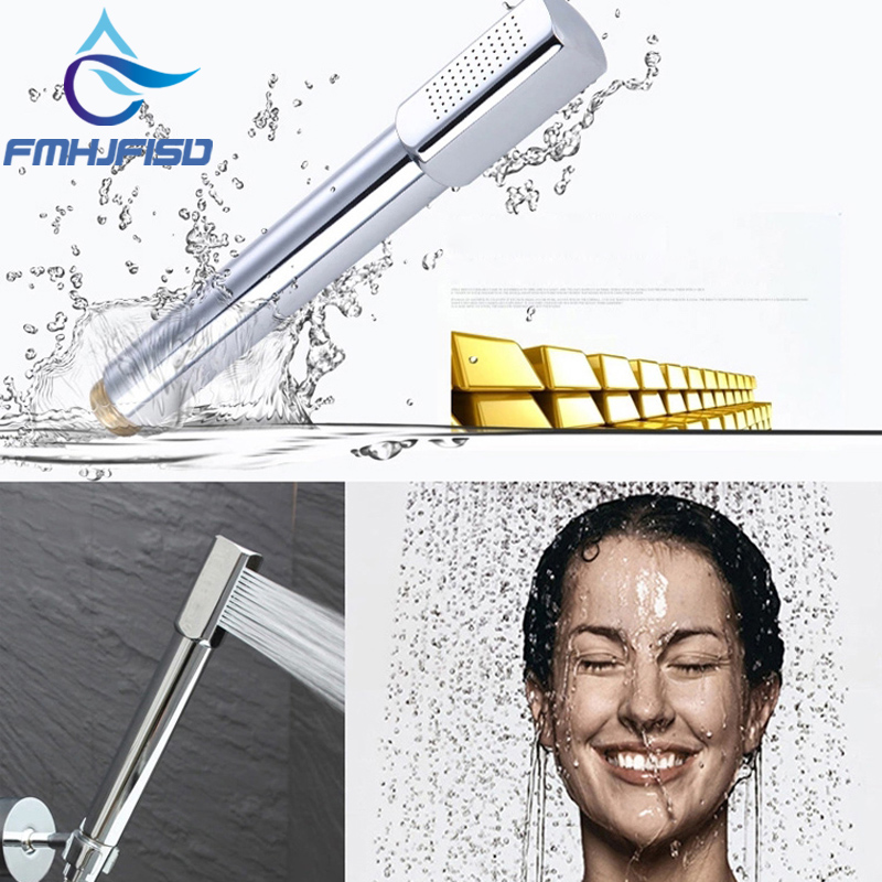 Wholesale And Retail Free Shipping Brass Hand Shower Shower Hose Shower Holder Chrome