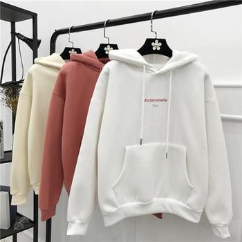 Women Print Hooded SweatShirt