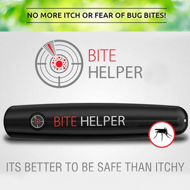 Mosquito Itch Face Body Massager Relief