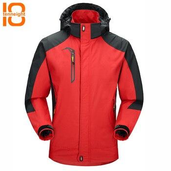 TENNEIGHT 2018 Женская весенне осенняя куртка для отдыха на природе, куртки для скалолазания, ветрозащитное пальто, спортивная Лыжная куртка для ж