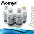 Aomya 4x500 мл чернила для цифровой печати по ткани для Epson R280 R290 R330 L800 L801 L805 L1800 1390 1400 1410 R1800 R1900/2000 F2000 чернила DTG