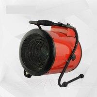 Промышленные нагревательные вентилятор бытовой электрический нагреватель Электрический тепловентилятор осушение барабан парниковых обо