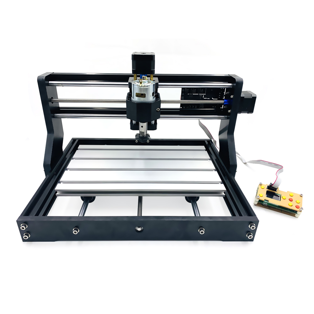 CNC 3018 Pro Offline Laser Engraver for Wood/PCB/Metal with 3D Printing 8