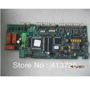 Inverter ACS800 series RMIO-12C motherboard CPU control IO board 160/220/250/315KW new original acs800 series inverter fan power panel control board afin 01c