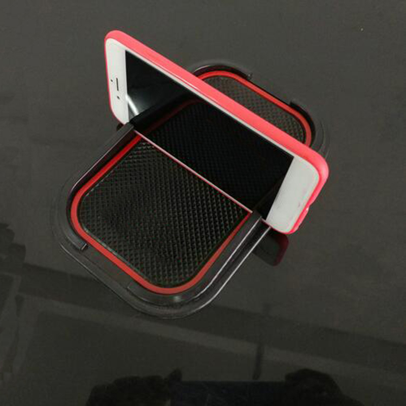 DNHFC Rubber phone mat GPS Stents Mat Car Accessories For Nissan Juke 2012 2013 2014 2015 2016