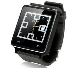 อุปกรณ์สวมใส่นาฬิกาบลูทูธสมาร์ทมาร์ทโฟนAndroid Messege push Pedometer Keyfind SMSรีโมทสมาร์ทนาฬิกาI7