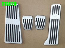 цена на Autoaccelerator pedal,car brake pedal for mazda 3, mazda 6 cx-5 cx 5 2013 2014 2015,MT ,4pcs/lot,free shipping
