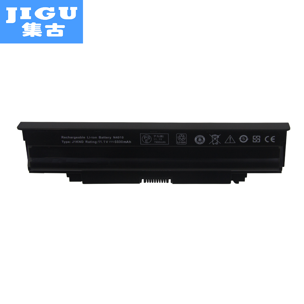 JIGU Laptop Battery For Dell For Inspiron 13R 14R 15R 17R M4040 M501 M5110 M4110 M5010