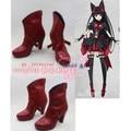 Gate: Jieitai Kanochi nite Kaku Tatakaeri - Enryuu-hen Rory Mercury cosplay Shoes Boots Custom Made 3778