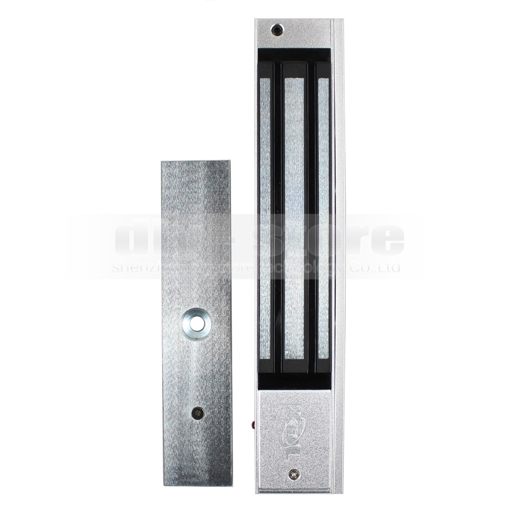 ФОТО DIYSECUR for Door Access Control Use 280Kg 600lb Electric Magnetic Lock Wth LED Light New