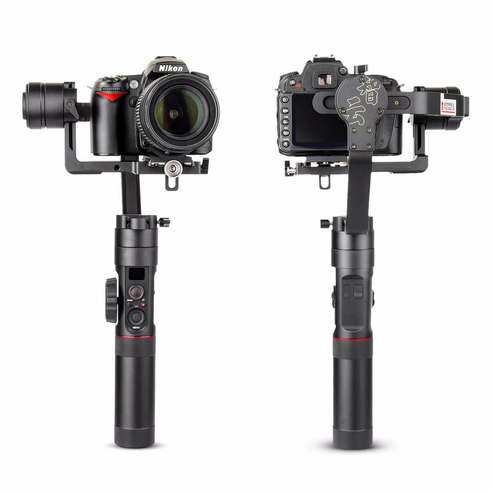 DHL Zhi Yun Zhiyun Official Crane 2 3 Axis Camera Stabilizer For All Models Of DSLR