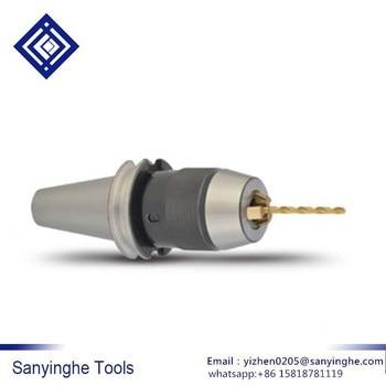 High precision CNC Milling Machine CAT40-APU08/CAT40-APU13 Drill chuck holder cnc carbide tools holder for drill bits/screw tap