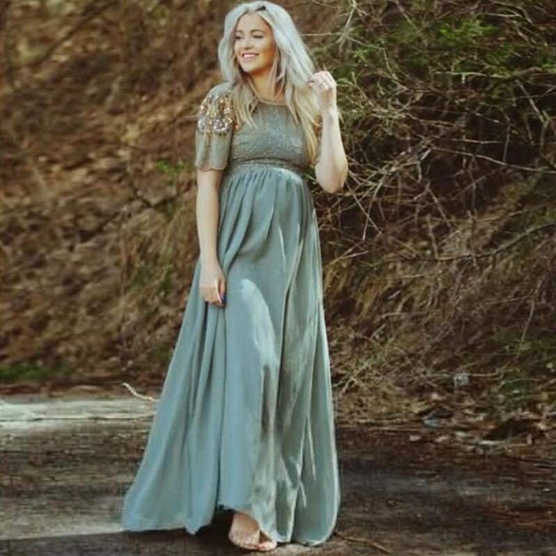 Prom Dress Pregnant Promotion-Shop for Promotional Prom Dress ...