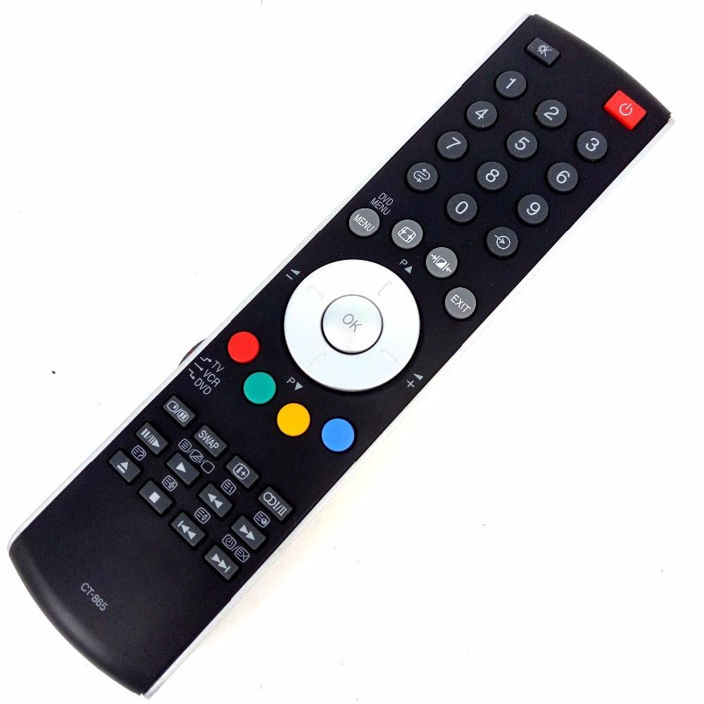 NEW font b remote b font control For TOSHIBA TV CT 865 32 WL68P C42 AV502PR