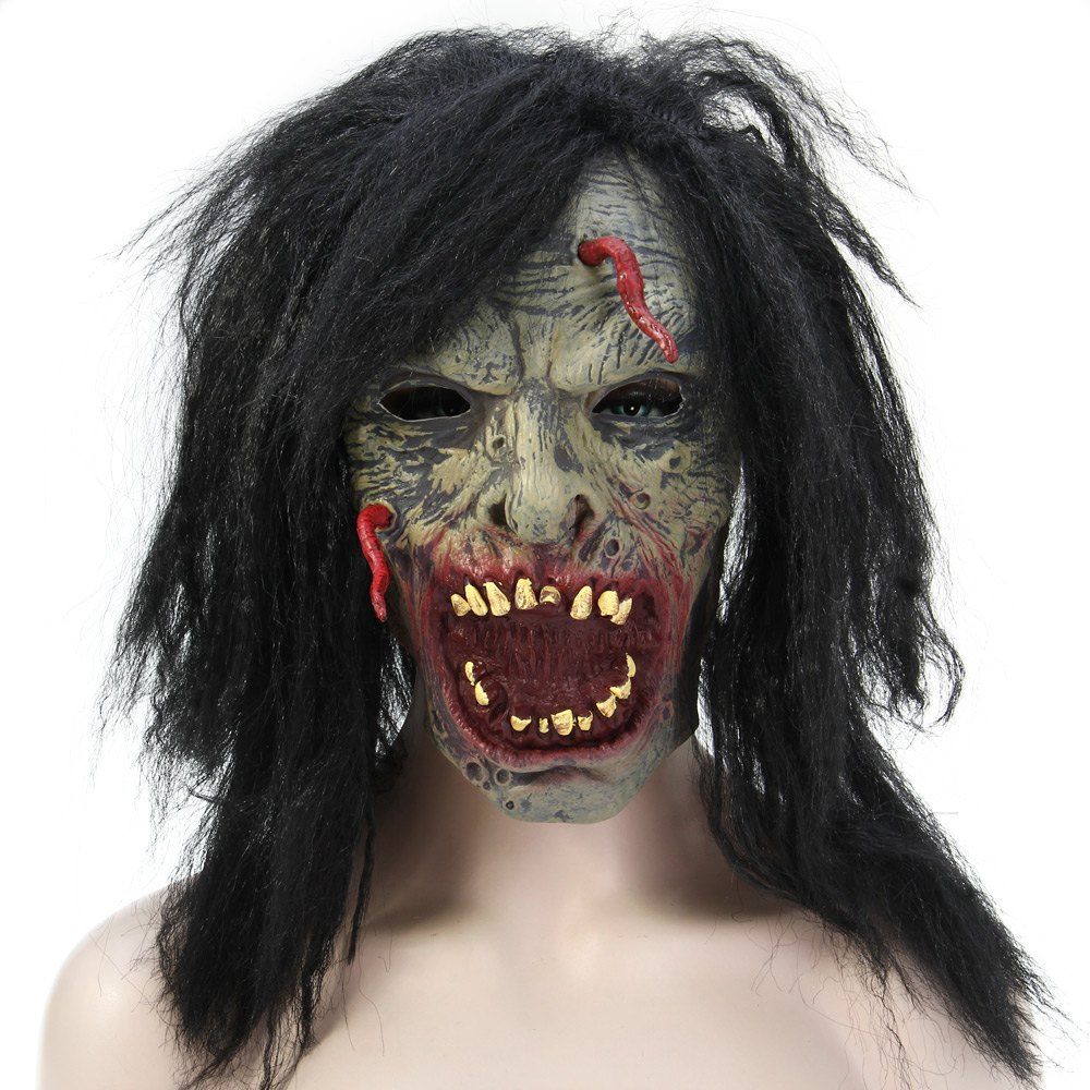 Aliexpress.com : Buy High Quality Artificial Halloween Latex Ghost ...