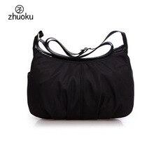 2017 New Nylon Women Shoulder Bags Hobos Designer Handbags For Women Tote bag Ladies Messenger Bags Bolso Female pouch Z303