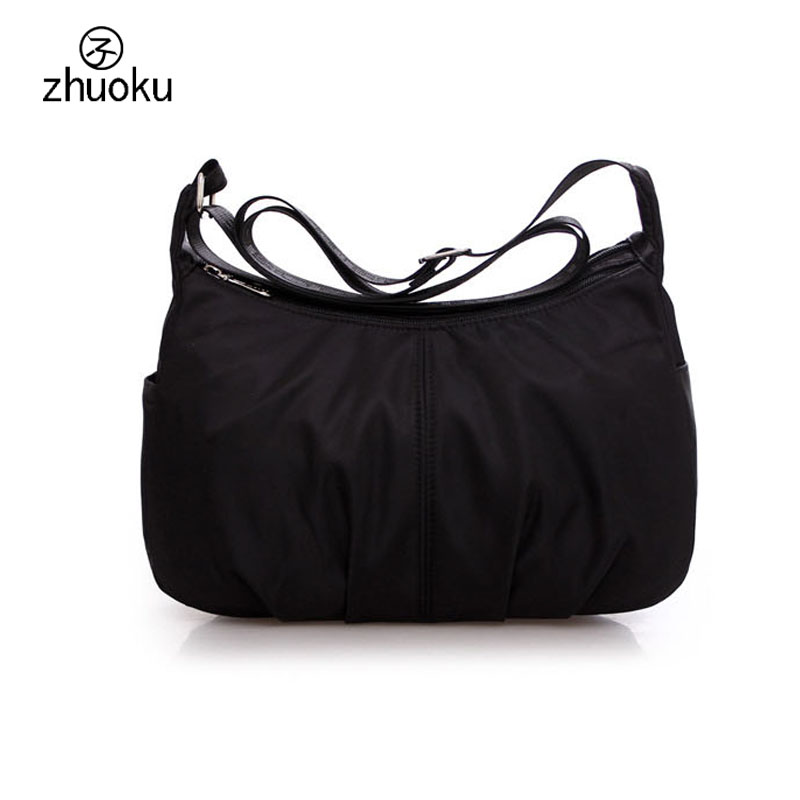 2018 New Nylon Women Shoulder Bags Hobos Designer Handbags For Women Tote bag Ladies Messenger Bags Bolso Female pouch Z303 все цены