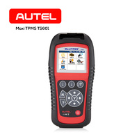 Autel MaxiTPMS TS601 Tyre Pressure Sensor Activator and Progammer TPMS Diagnostic Service Tool with Check Key Fob Function