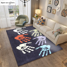 Big Europe Rug Carpet Soft Parlor Area Rugs Home Decor Children's Room Play Mats tapetes para sala Carpets for Living Room(China)