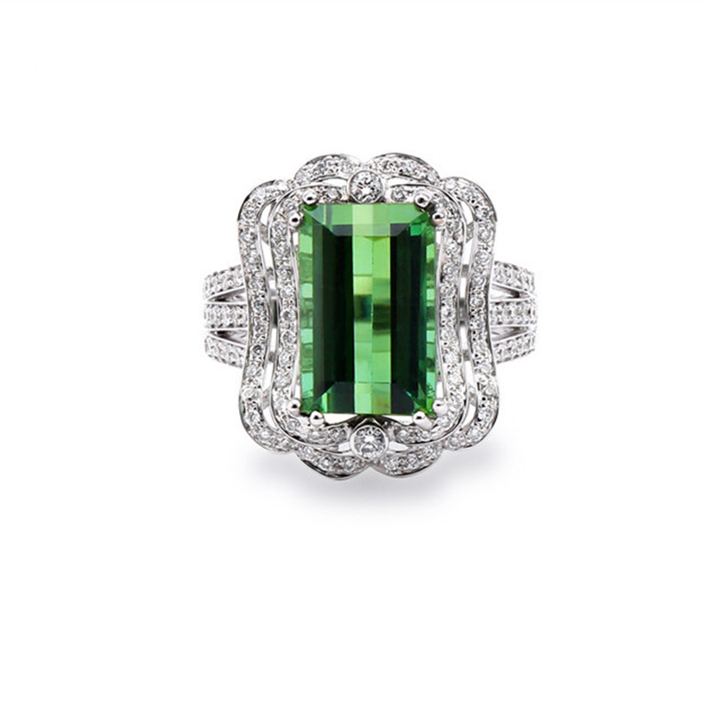 Online Get Cheap Green Wedding Rings Aliexpresscom Alibaba Group