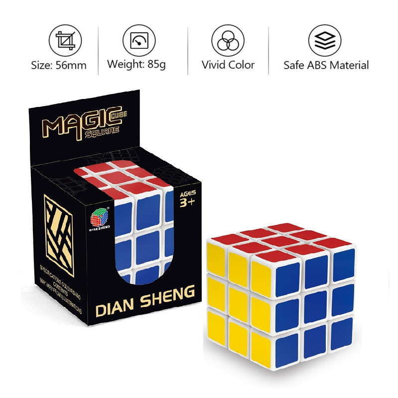 3x3x3 Magic Cube Professional Competition Speed Cube Puzzle Cool Children Toys Kids Gifts