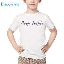 Kids Deep Purple T shirt Boys and Girls