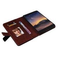 Nueva Caja de la Tableta de moda para xiaomi mipad 2 funda de cuero de Alta calidad cubierta de cuero del tirón de la carpeta de negocios de 7.9 pulgadas xiaomi mi pad 2