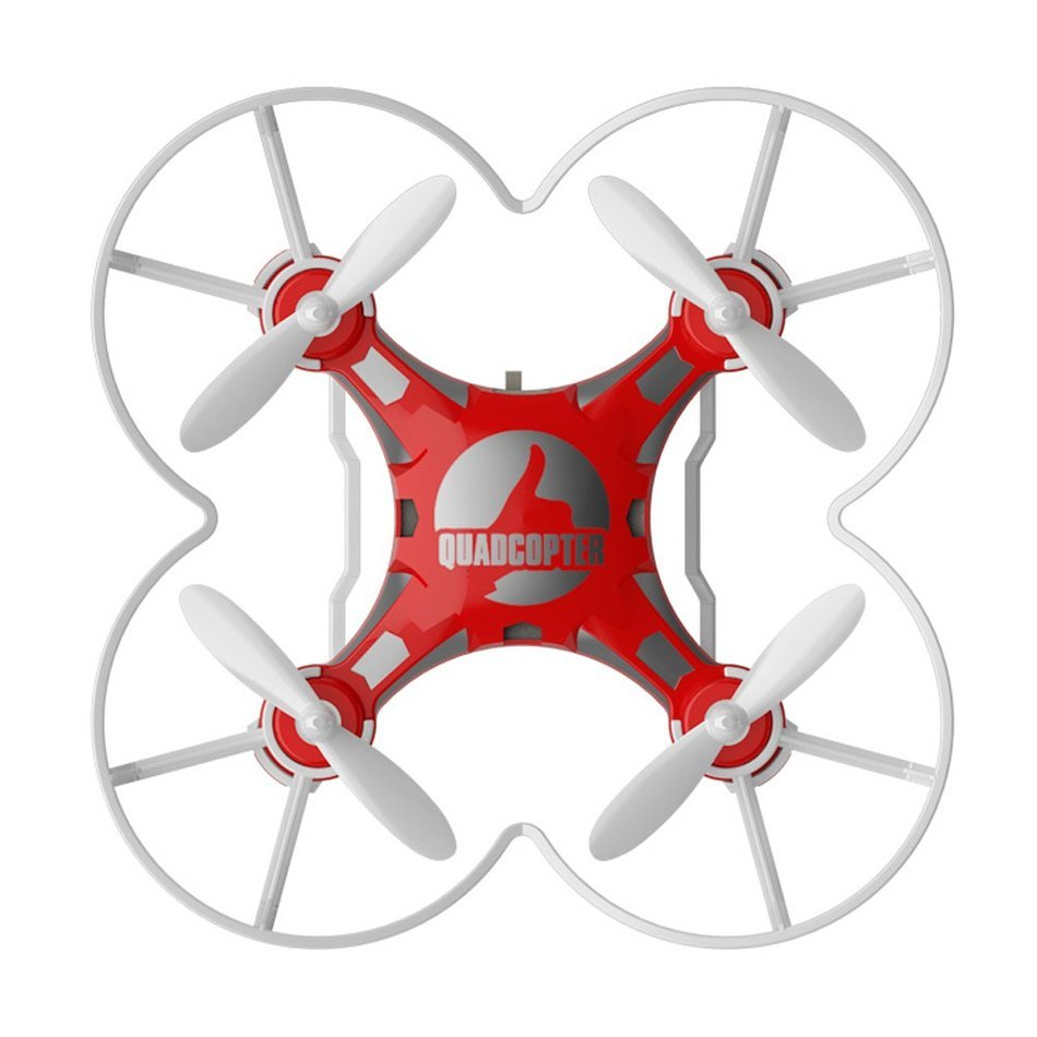 FQ777-124 FQ777 124 Professional micro Pocket Drone 4CH Gyro mini quadcopter RTF RC Helicopters Toy Kids Toy F15170 cw motor spare part for fq777 124 pocket drone