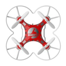 FQ777-124 FQ777 124 Professional micro Pocket Drone 4CH  Gyro mini quadcopter  RTF RC Helicopters Toy Kids Toy F15170