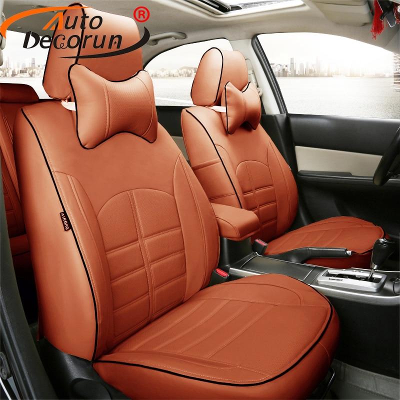 Autodecorun пользовательских подходят чехлы для Chevrolet Cruze 2012 аксессуары сиденья набор сидений автомобилей поддерживает Авто стиль