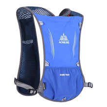 AONIJIE New Outdoor Running Water Hydration Backpack Hiking Cycling Lightweight Sport Bag with Bottle Holder for 1.5L Water Bag