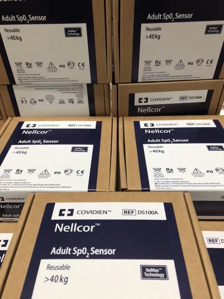 Nellcor DS100A spo2 sensor new original