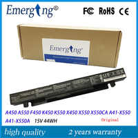 New Original 44Wh Laptop Battery for ASUS X450 X550A X550 X550C X550B X550V X550D X450C X550CA A450 A550 A41-X550A