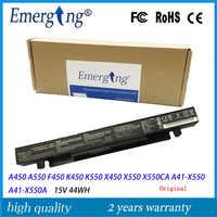 Novo Original Bateria Do Portátil para ASUS X450 X550A X550 44Wh X550C X550B X550V X550D X450C X550CA A450 A550 A41-X550A